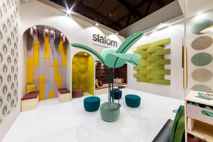 SLALOM Salone del Mobile 2019